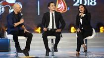 Darius dan Donna Jadi Host Siaran Piala Dunia 2018 di Transmedia