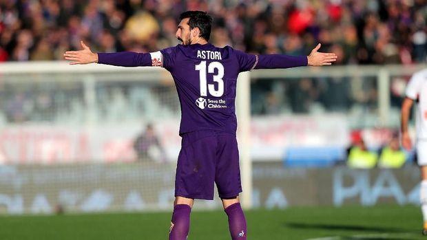 Davide Astori meninggal saat tidur karena gagal jantung