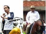 Peta Dukungan Jokowi Vs Prabowo