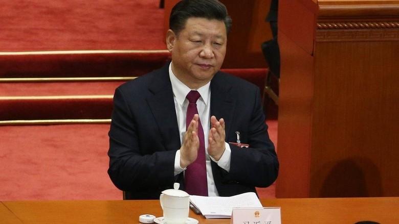 Foto: Sosok Xi Jinping yang Bisa Jadi Presiden China Seumur Hidup
