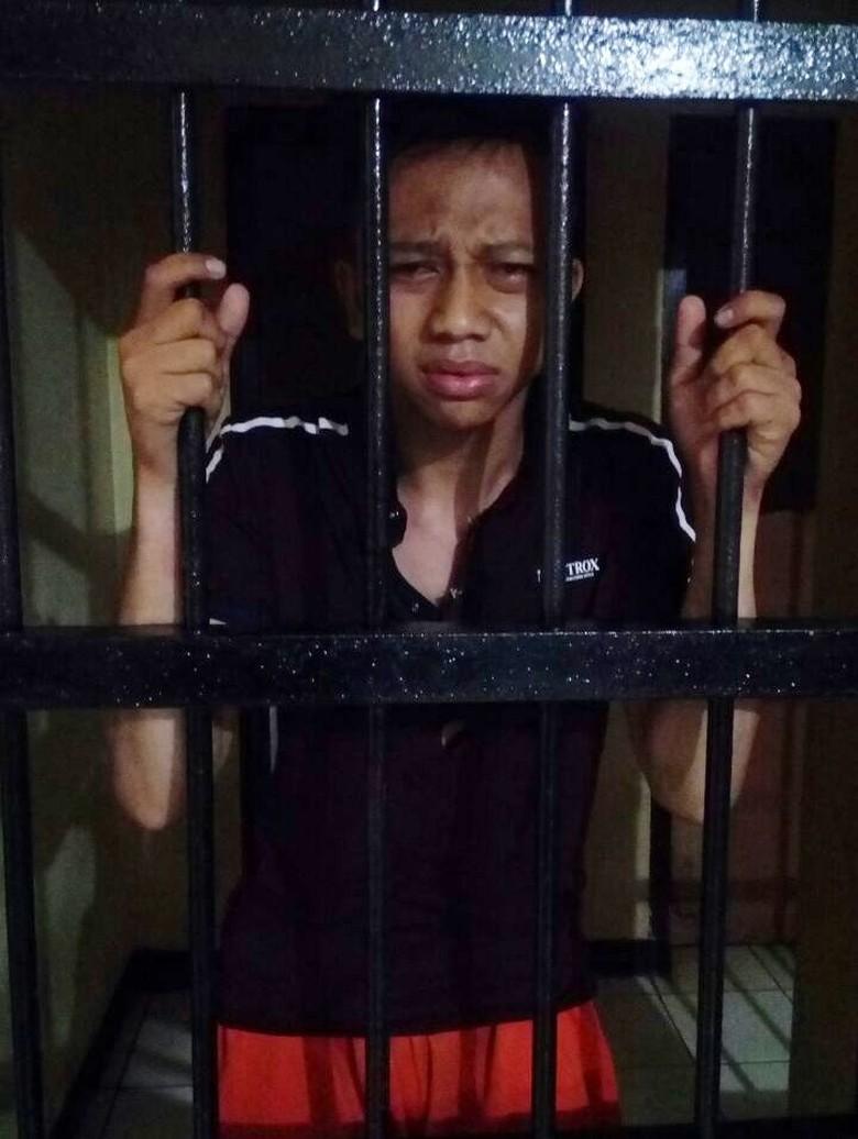 Pembunuh Driver Online di Bogor Kena Razia Saat Bawa Mobil Korban