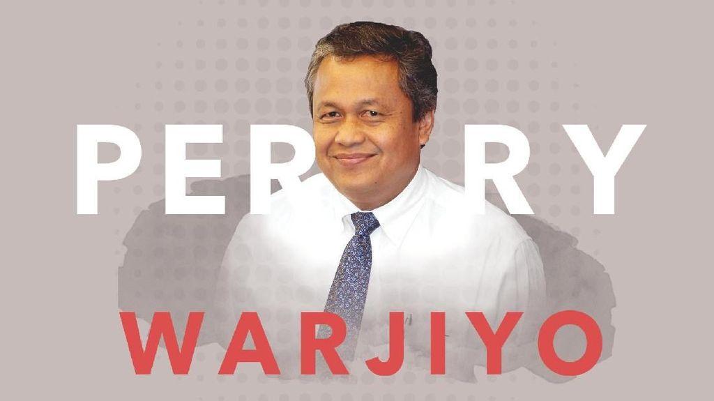 Calon Tunggal Gubernur BI, Perry Warjiyo Dipilih Tanpa Voting