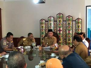 Situs Budaya di Kalteng Rusak, Gubernur Turun Tangan
