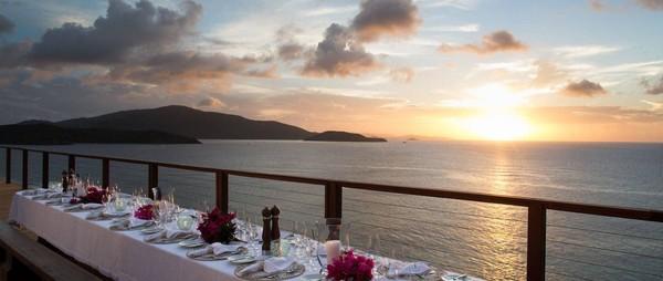 Diperlukan biaya sekitar Rp 693 juta untuk bermalam di pulau ini semalamnya. Mau coba? (Virgin Group)