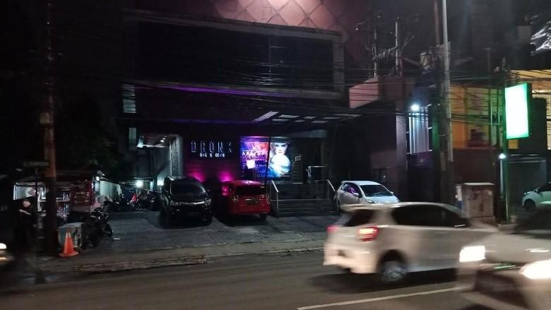 Korban Pemukulan Lihat Gerombolan Pemotor Lalu-lalang di Kafe Dronk Kemang