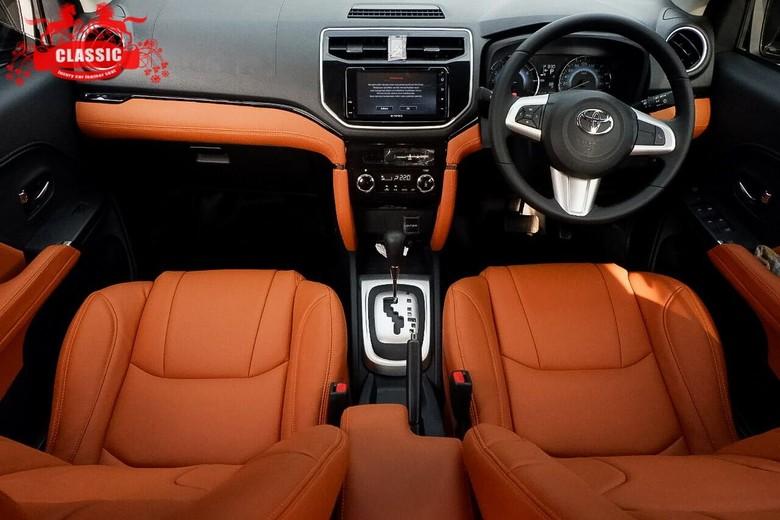 Modifikasi Interior mobil Microfiber