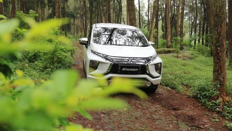 Mitsubishi Xpander Foto: Dina Rayanti