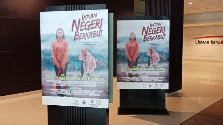 Eks TKW Lawan Perdagangan Manusia Lewat Film Impian Negeri Berkabut