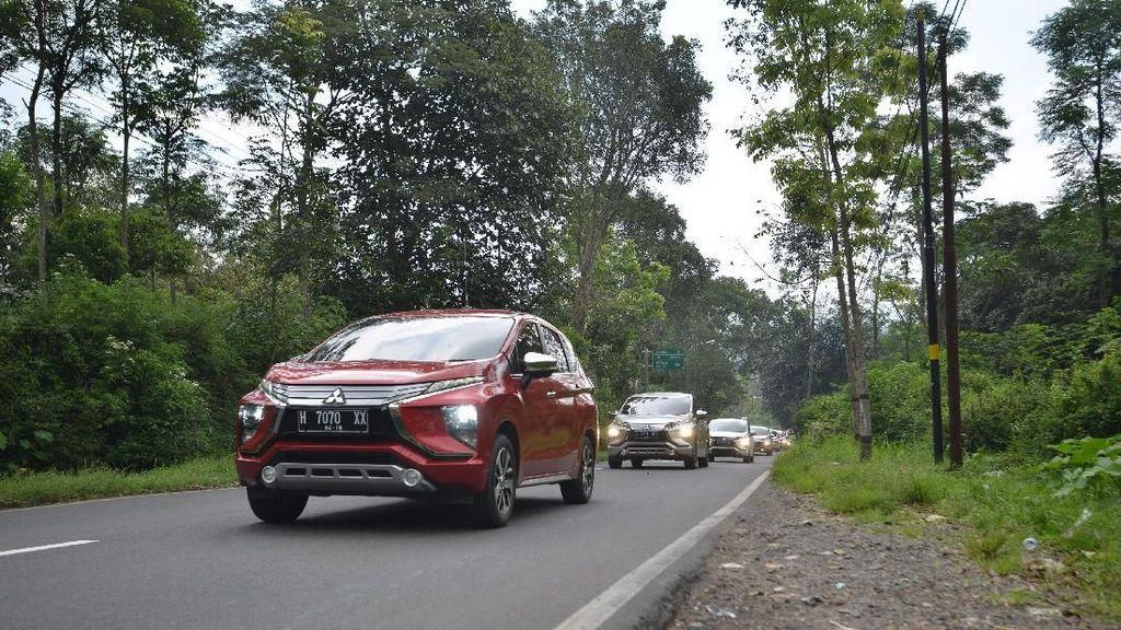 Mitsubishi Targetkan Rental sampai Pemerintah Pakai Xpander CS