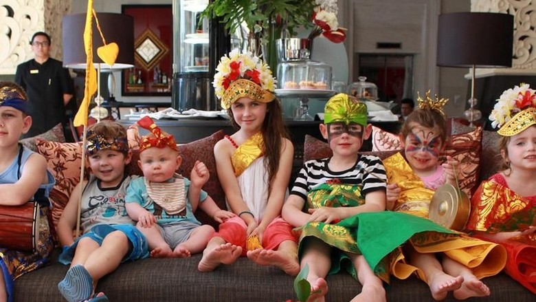Ilustrasi Nyepi di The Trans Resort Bali (The Trans Resort Bali)