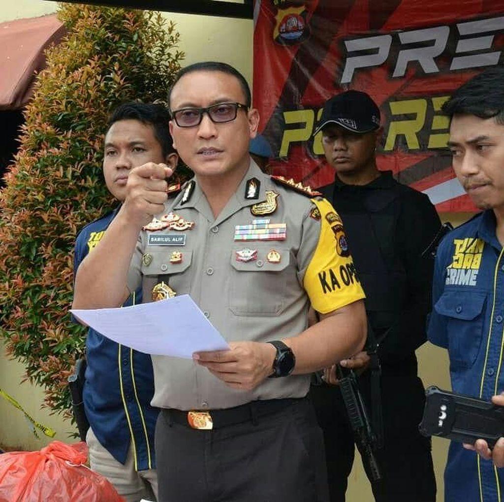 Lepas Jabatan Kapolresta Tangerang, Kombes Sabilul Jadi Ajudan Pribadi Maruf