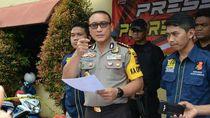 Polisi Kantongi Identitas Perampok 6 Kg Emas di Tangerang