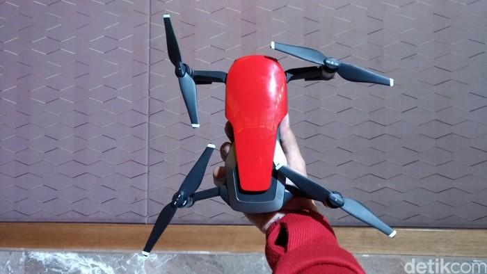 Drone DJI. Foto: detikINET/Moch Prima Fauzi