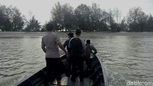 Polisi Sisir 2 Pulau Terluar Bengkalis yang Dicurigai Simpan Narkoba