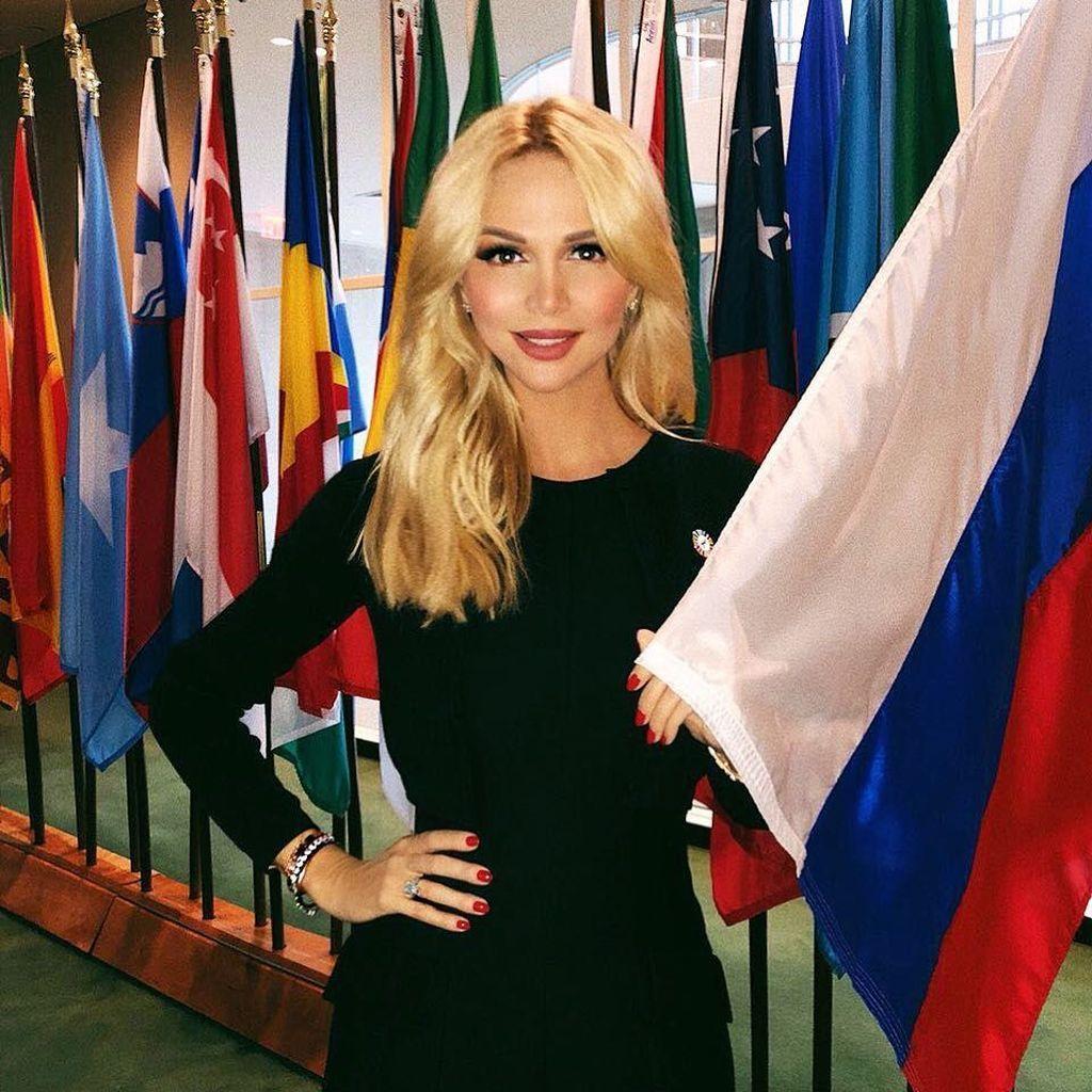 Lopyreva lahir di Rostov-on-Don, Russia, pada 28 Juli 1983 Foto: instagram.com/lopyrevavika