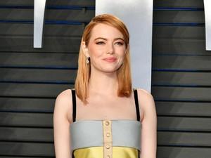 Dikabarkan Pacaran, Emma Stone-Justin Theroux Liburan ke Prancis