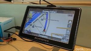 Kala Bisnis Alat Navigasi GPS Tak Lagi Moncer