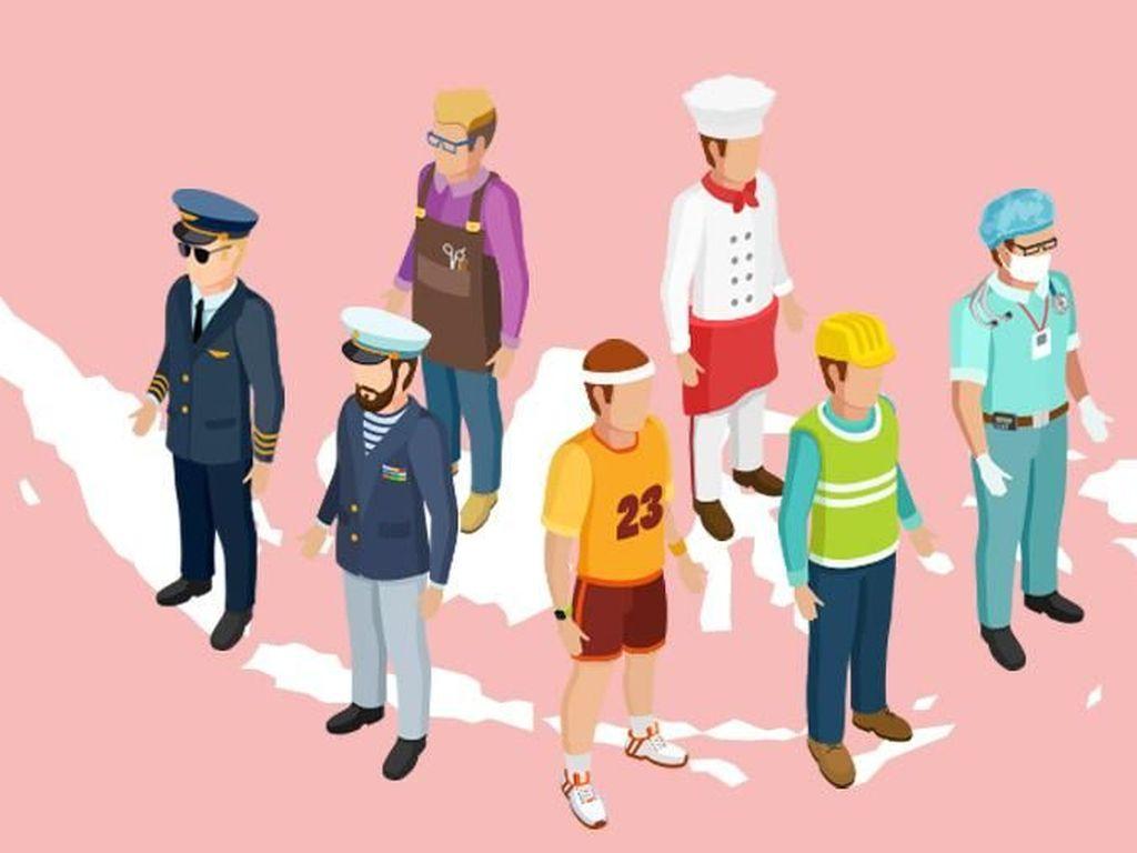 Mengintip Data Pekerja Kasar Asal China yang Kerja di Sulsel