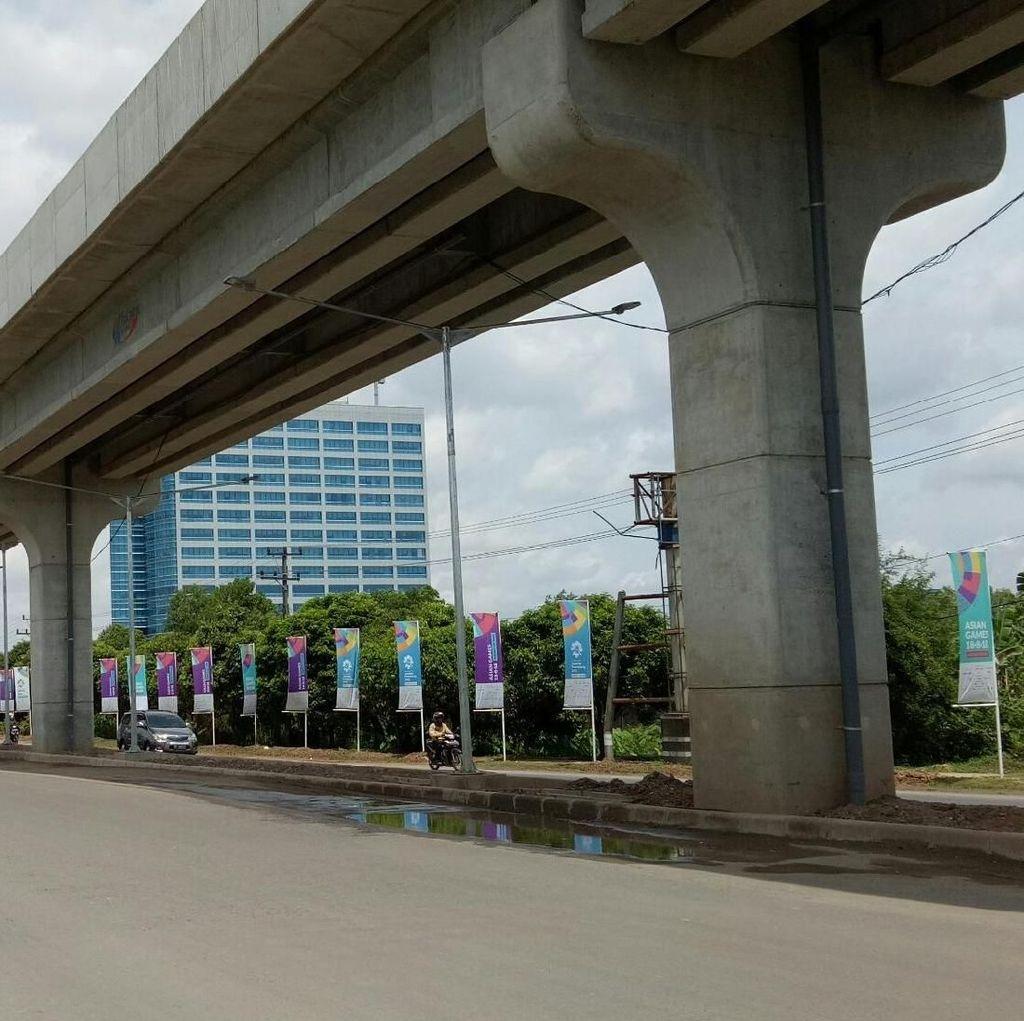 Kontraktor LRT Palembang Pertanyakan Sumber Data Prabowo