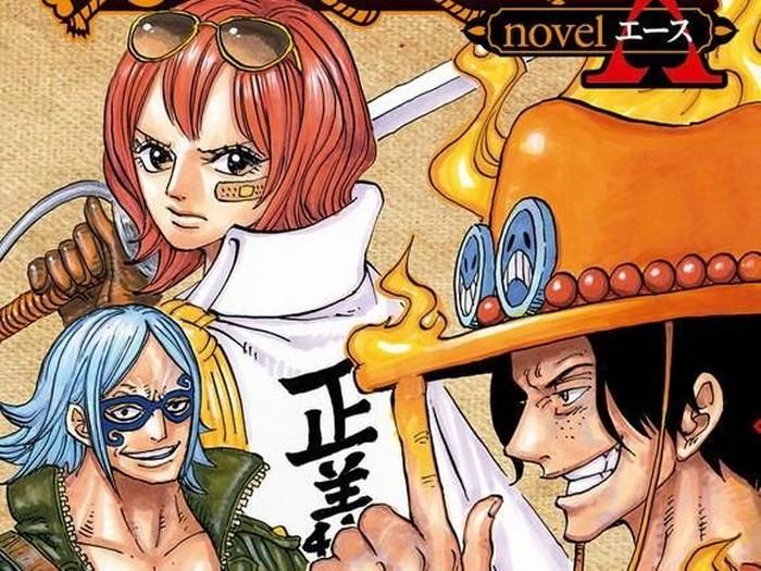 Novel One Piece