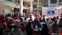 Aneka Paket Umrah di Mega Travel Fair Senayan City