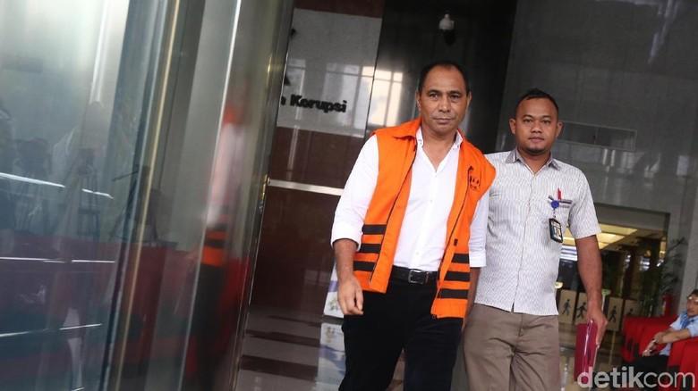 KPK Telusuri Peran Bupati Ngada Marianus Menangkan Tender Penyuap