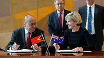 Australia-Timor Leste Setuju Berbagi Kekayaan Migas di Celah Timor