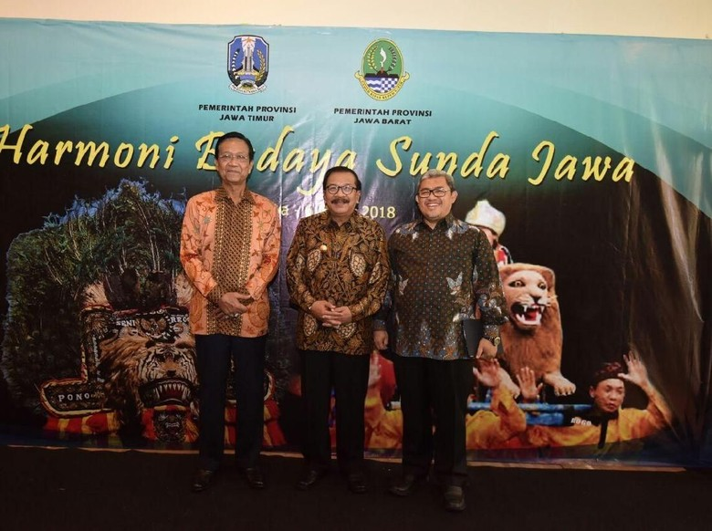 Perubahan Nama Jalan untuk Harmonisasi Sunda-Jawa, Ini Kata Aher