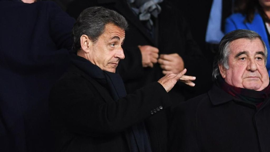 Nicolas Sarkozy Mantan Presiden Prancis Pertama yang Dipenjara