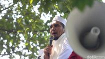 Aksi 212, Ketum FPI Dorong DPR Bikin UU Potong Tangan-Leher Koruptor