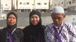Foto: Becak Ayah Membawa Raeni Keliling Dunia