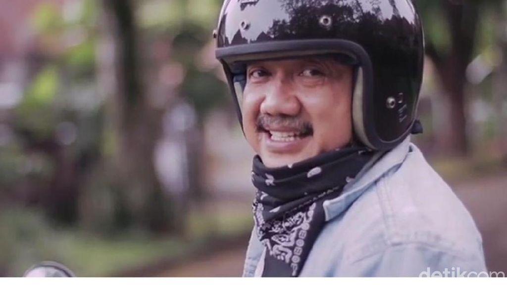 Kampanye di Medsos, Cawawalkot Aries Bikin Parodi Film Dilan