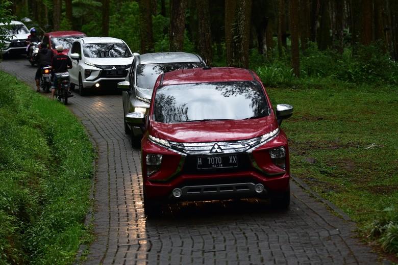Mitsubishi Xpander. Foto: Dok. Mitsubishi