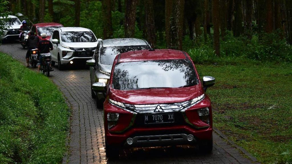 Deretan Mobil Korban Mitsubishi Xpander
