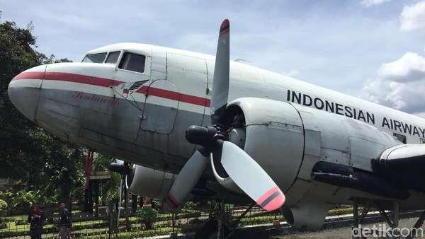 Bukan Bung Karno, Ini Penggagas Urunan Beli Pesawat Dacota RI-001