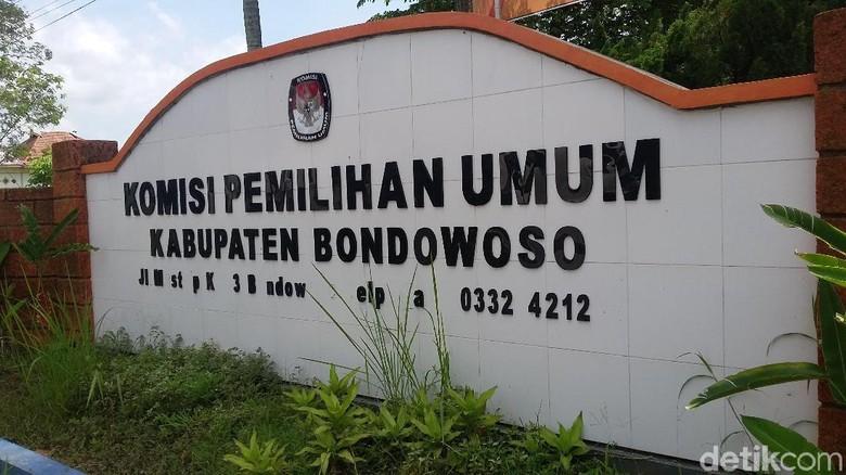 KPU Bondowoso Copot PPK Jambesari yang Pernah Tersangkut Pidana