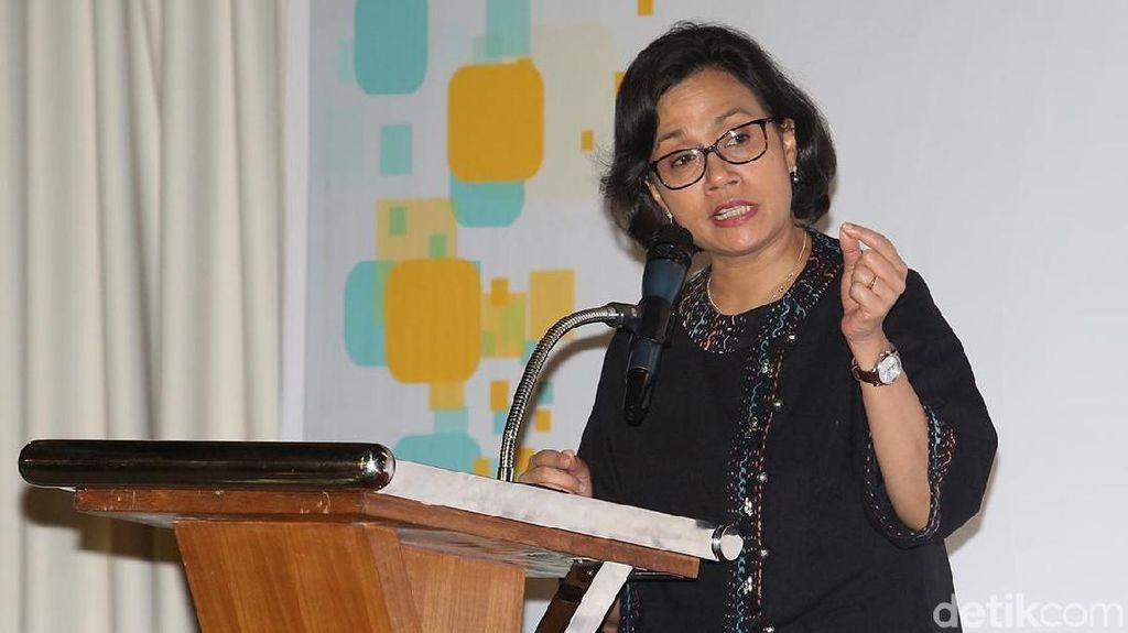 Sri Mulyani Siap Guyur Insentif Demi Tekan Defisit Neraca Dagang