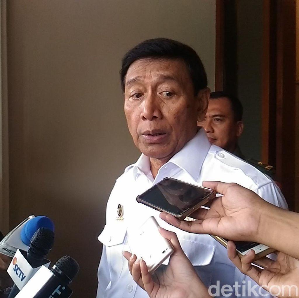 Jaksa Agung dan Komnas HAM Merapat ke Kantor Wiranto