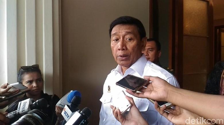 Ini Alasan Wiranto Minta KPK Tunda Kasus Calon Kepala Daerah