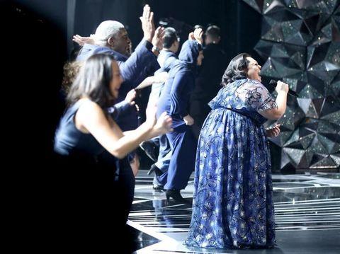 Viral, Ada Penari Berhijab di Panggung Oscar