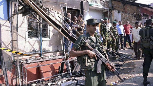 Aparat keamanan memperketat penjagaan pasca bentrokan komunal di Distrik Kandy.