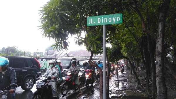 Tentang Nama Jalan, Mitos Sejarah, dan Harmonisasi Sunda-Jawa