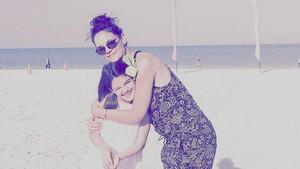 So Sweet! Momen Kebersamaan Katie Holmes dan sang Putri, Suri