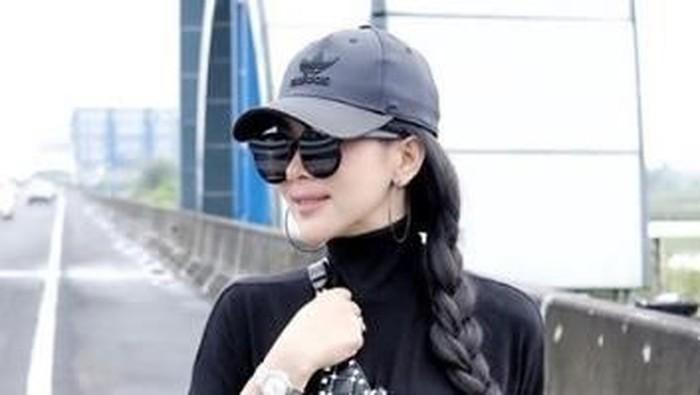 Syahrini (Foto: Dok. Instagram/princessyahrini)