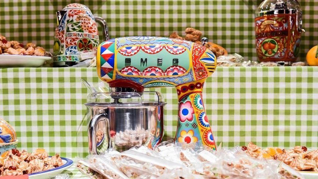 Ini Deretan Peralatan Dapur yang Cantik dan Stylish  dari Dolce & Gabbana