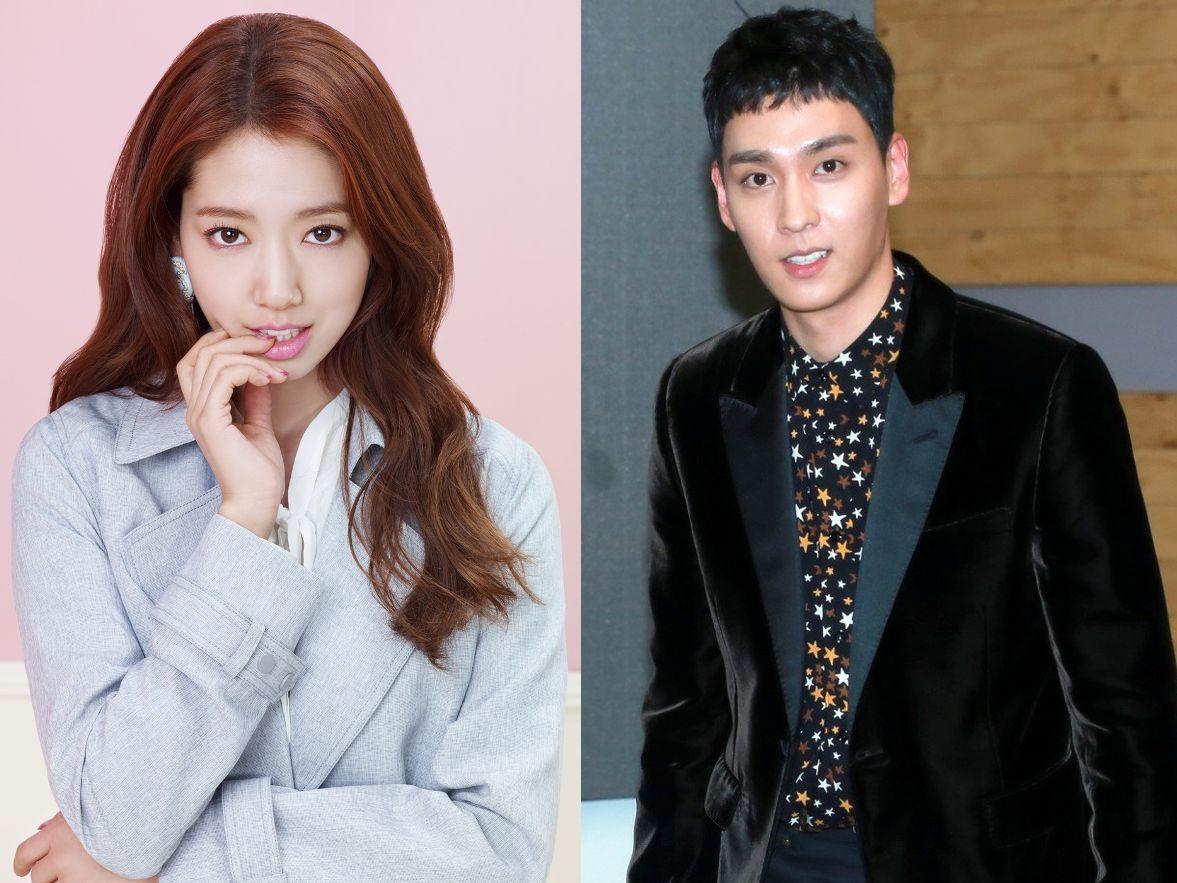 Park Shin Hye dan Choi Tae Joon