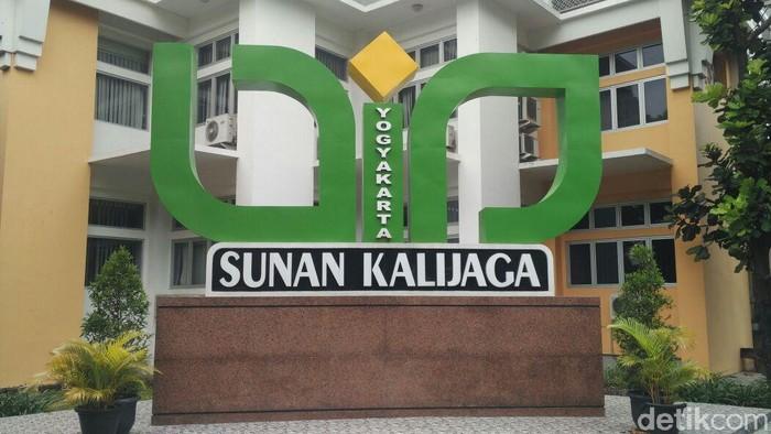 Universitas Islam Negeri (UIN) Sunan Kalijaga, Yogyakarta, Rabu (7/3/2018).