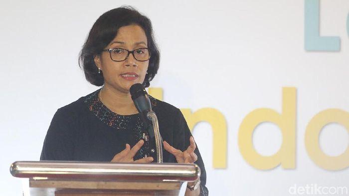 Menteri Keuangan Sri Mulyani Indrawati Foto: Ari Saputra