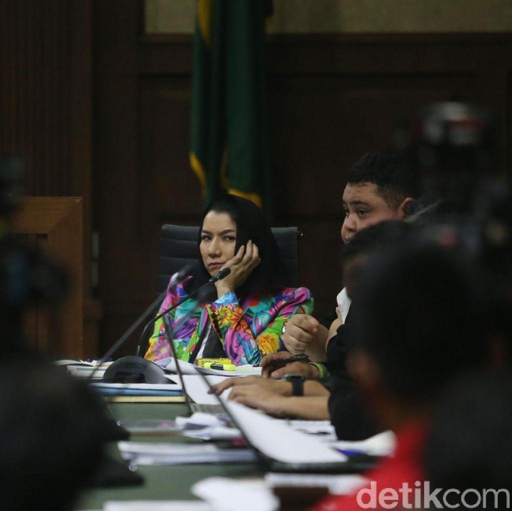 Bupati Rita Juga Dituntut Agar Hak Politik Dicabut 5 Tahun