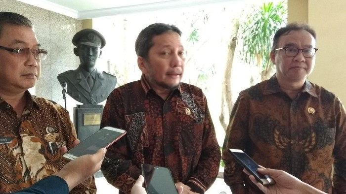 Anggota Ombudsman Ahmad Alamsyah Saragih (Yulida Medistiara/detikcom)